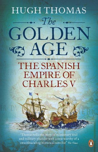 9780141034492: Golden Age: The Spanish Empire of Charles V