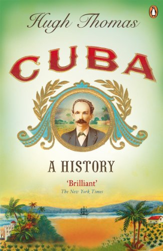 9780141034508: Cuba: A History. Hugh Thomas