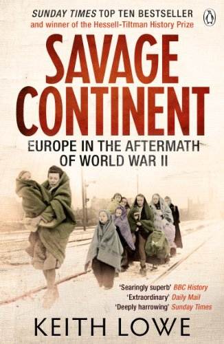 9780141034515: Savage Continent: Europe in the Aftermath of World War II