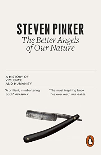9780141034645: The Better Angels of Our Nature: A History of Violence and Humanity