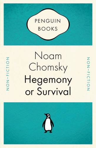 9780141035062: Hegemony or Survival: America's Quest for Global Dominance (Penguin Celebrations)