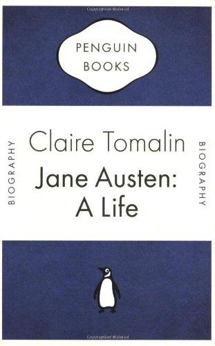 Jane Austen: A Life (Penguin Celebrations) - Tomalin, Claire
