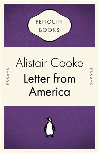 9780141035345: Penguin Celebrations Letter From America