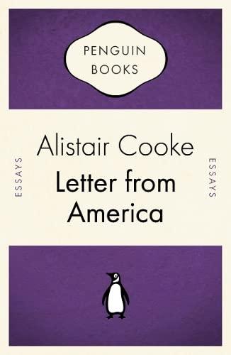 9780141035345: Letter from America (Penguin Celebrations)