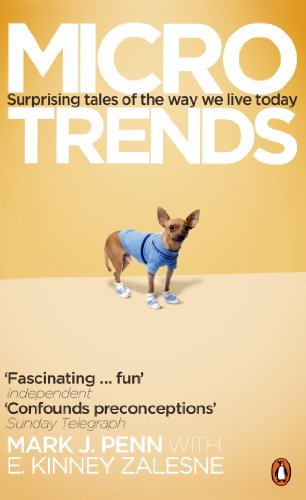 9780141035383: Microtrends: The Small Forces Behind Today's Big Changes. Mark J. Penn with E. Kinney Zalesne