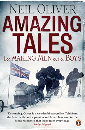 9780141035598: Amazing Tales for Making Men Out of Boys