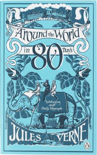 9780141035871: Red Classics Around the World in Eighty Days