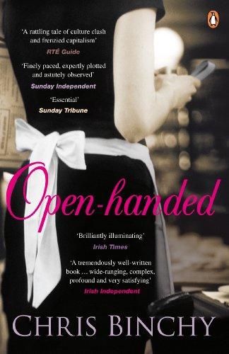 9780141036229: Open-handed