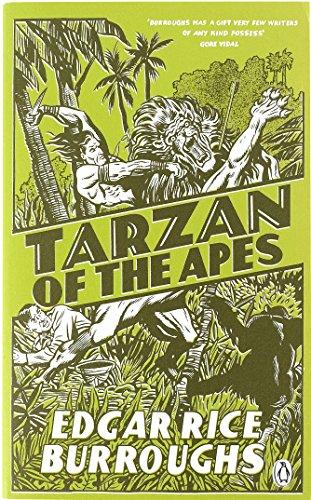Tarzan of the Apes (Read Red): Edgar Rice Burroughs