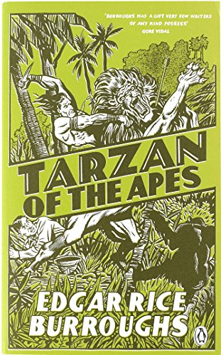 9780141036533: Tarzan of the Apes (Penguin Classics)