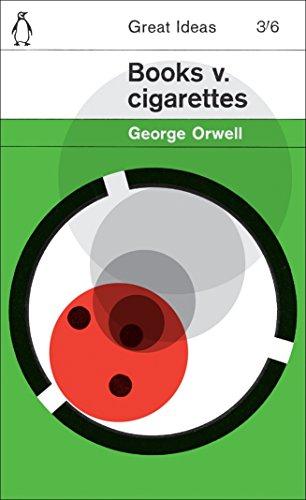 9780141036618: Books v. Cigarettes