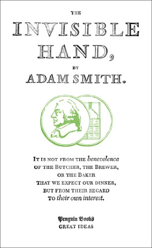 9780141036816: Great Ideas the Invisible Hand