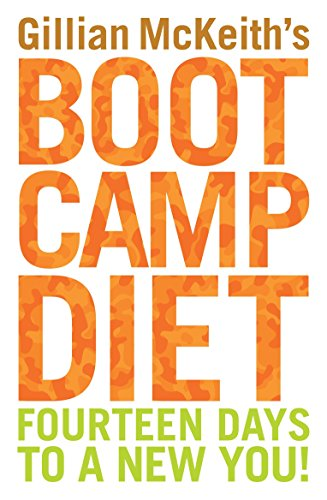 9780141037165: Gillian McKeith's Boot Camp Diet: Fourteen Days to a New You!