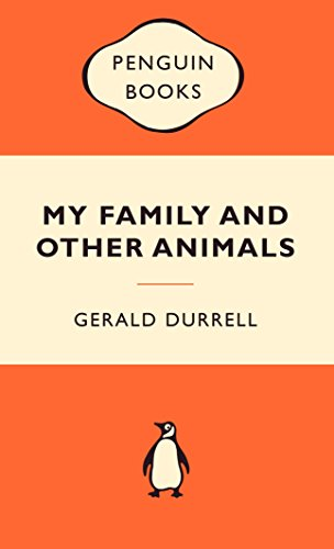 Image result for penguin books, limited my family and other animals by gerald durrell