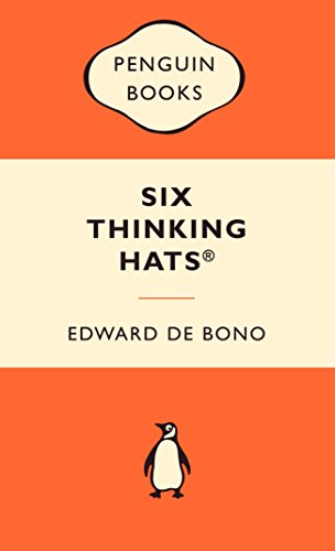 9780141037554: Six Thinking Hats (Popular Penguins)