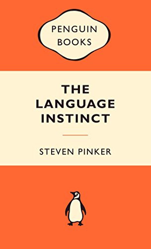 9780141037653: The Language Instinct: The New Science of Language and Mind