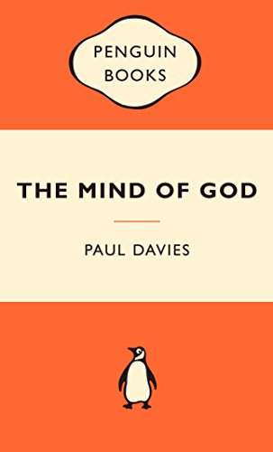 9780141037660: The Mind of God: Science and the Search for Ultimate Meaning (Popular Penguins)