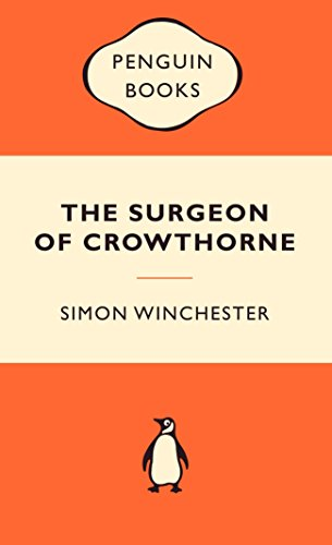 9780141037714: The Surgeon of Crowthorne: A Tale of Murder,Madness and the Oxford English Dictionary (Popular Penguins)