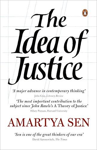 9780141037851: The Idea of Justice
