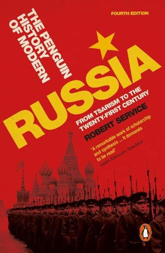 9780141037974: The Penguin History of Modern Russia: From Tsarism to the Twenty-first Century