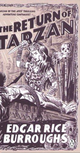9780141038261: The Return of Tarzan (Pocket Penguin Classics)