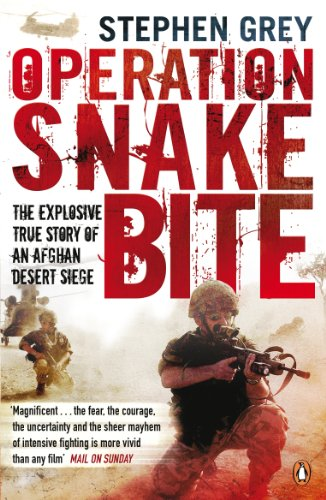 9780141038308: Operation Snakebite: The Explosive True Story of an Afghan Desert Siege