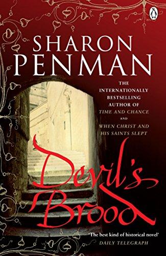 9780141038551: Devil's Brood (Eleanor of Aquitaine Trilogy 3)