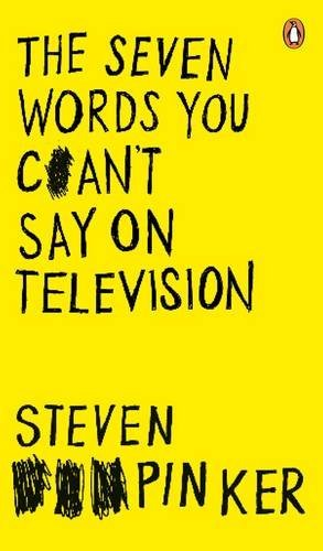 9780141038728: The Seven Words You Can't Say on Television