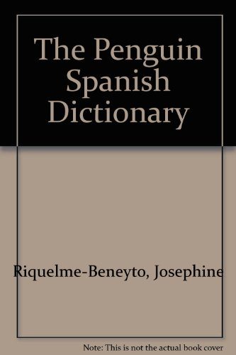 9780141039015: The Penguin Spanish Dictionary