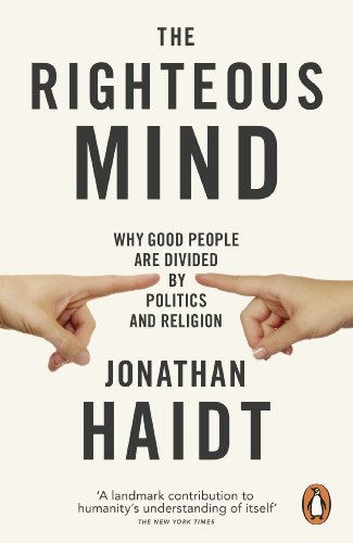 9780141039169: The Righteous Mind: Why Good People are Divided by Politics and Religion