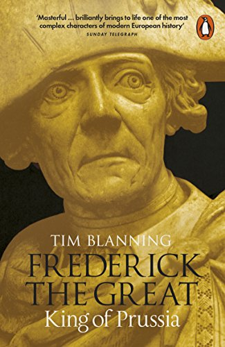 9780141039190: Frederick the Great: King of Prussia