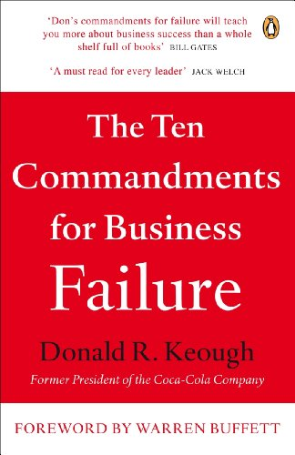 9780141039220: The Ten Commandments for Business Failure