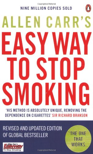 9780141039404: Allen Carr's Easy Way to Stop Smoking Be a Happy Non-smoker for the Rest of Your Life by Carr, Allen ( Author ) ON Dec-27-2008, Paperback