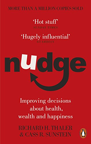 9780141040011: Nudge: Improving Decisions About Health, Wealth and Happiness