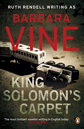 9780141040431: King Solomon's Carpet: Psychological Thriller