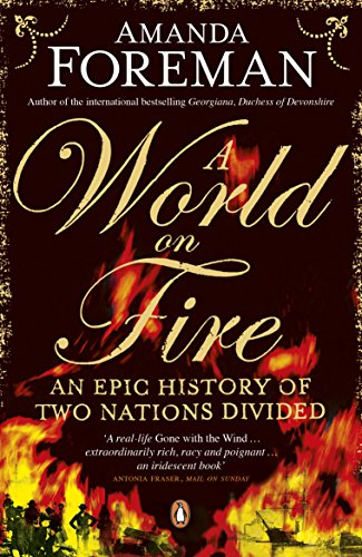9780141040585: A World on Fire: An Epic History of Two Nations Divided