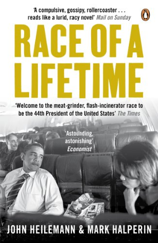 9780141040677: Race of a Lifetime: How Obama Won the White House