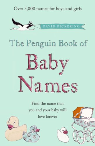 9780141040851: The Penguin Book of Baby Names