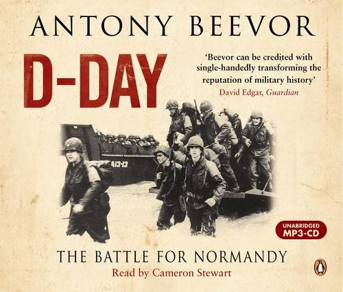 9780141041247: D-Day [Sound Recording]: The Battle for Normandy