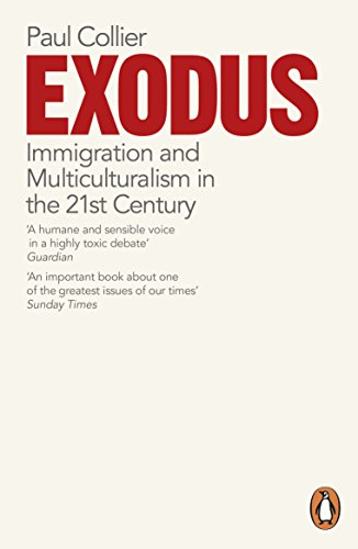 9780141042169: Exodus: Immigration and Multiculturalism in the 21st Century