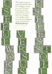 9780141042503: Useful Work V. Useless Toil (Penguin Books: Great Ideas)
