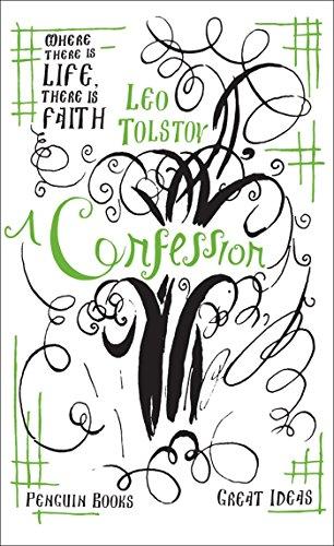 9780141042558: A Confession (Penguin Great Ideas)