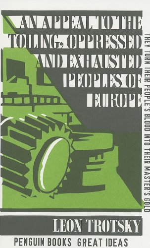 9780141042565: An Appeal to the Toiling, Oppressed and Exhausted Peoples of Europe (Penguin Books: Great Ideas)