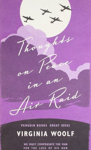 Thoughts on Peace in an Air Raid