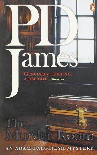 The Murder Room: P. D. James