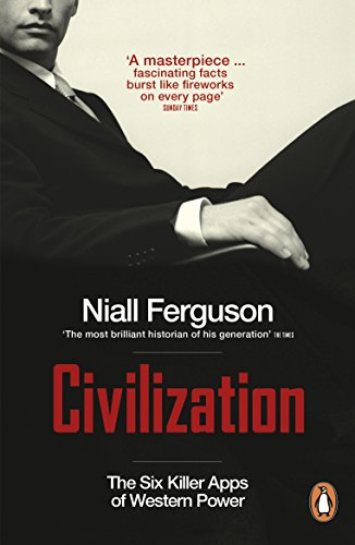9780141044583: Civilization: The Six Killer Apps of Western Power
