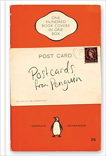 9780141044668: Postcards From Penguin: 100 Book Jackets in One Box