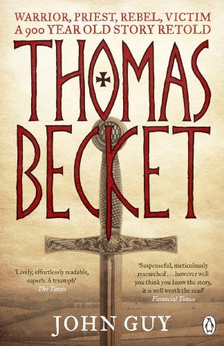 9780141044675: Thomas Becket: Warrior, Priest, Rebel, Victim: A 900-year-old Story Retold