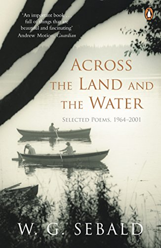 9780141044866: Across the Land and the Water: Selected Poems 1964-2001