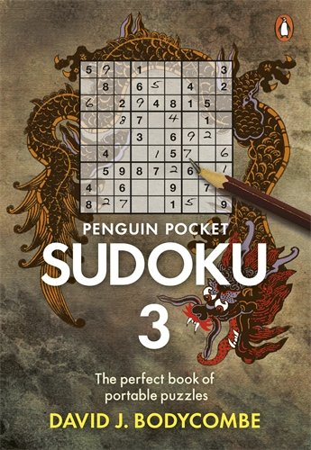 Pocket Penguin Sudoku 3: The Perfect Book of Protable Puzzles: David J. Bodycombe
